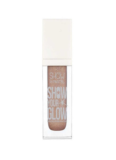 Pastel Show Your Glow Liquid Highlighter 71 4g Kahve